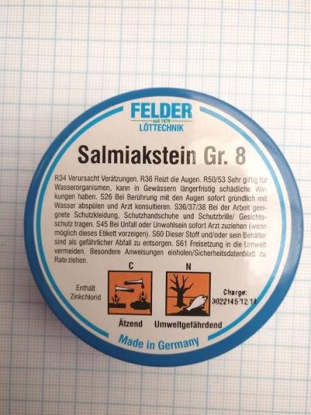 Salmiakstein in Dose FELDER Gr. 8