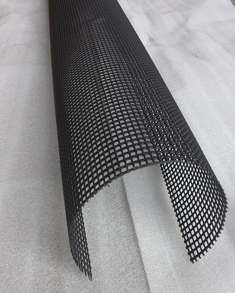 3m laubschutz dachrinnenschutz laubstopp gitter aus kunststoff laubfangsysteme. Black Bedroom Furniture Sets. Home Design Ideas