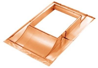 Grömo Kaminverwahrung aus Kupfer