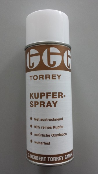 Kupfer Spray 400 ml