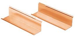 1 Paar Grömo Verlängerungen aus Kupfer