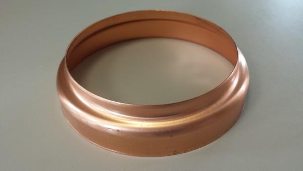 Standrohrkappe aus Kupfer