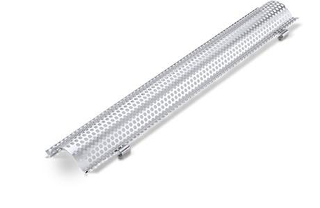 Laubabweiser / Laubstopp / Laubschutz aus Aluminium, Kupfer, Edelstahl